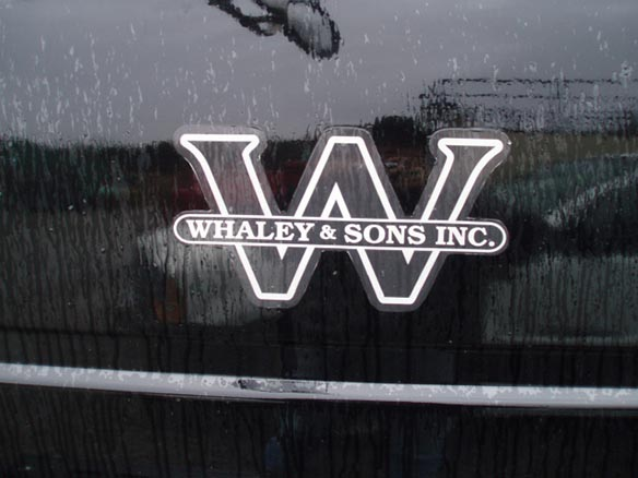 Whaley & Sons, Inc.