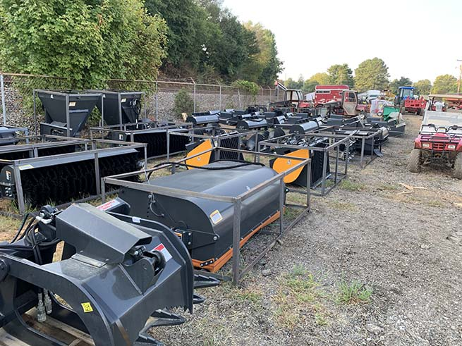 Athens Equipment Auction