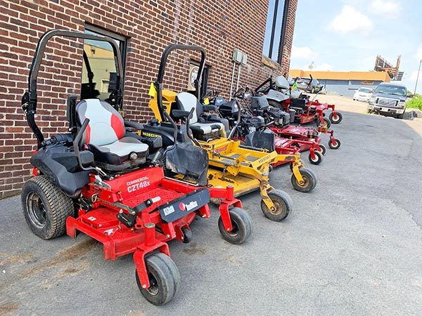 1st Annual Lawn and Landscape Online Equipment Auction