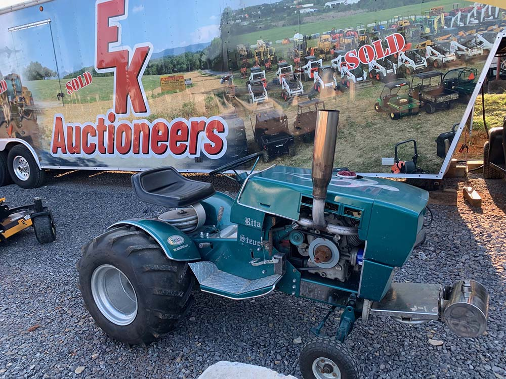 Athens Fall equipment auction