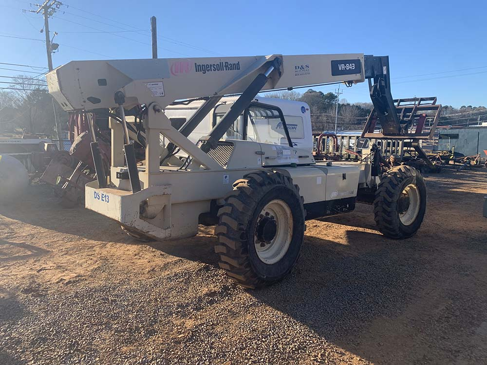 Athens Spring equipment auction